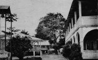 Douala, maisons missionnaires