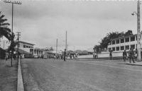 Yaoundé, le centre commercial