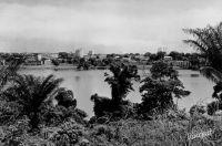 Abidjan, une vue de la Lagune