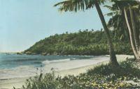 Sassandra, plage de Batélébré