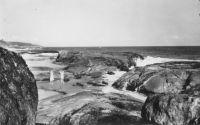 Sassandra, plage de Lotéko