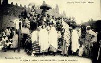 Bondoukou, Danse de kourouby - La danse du Kourouby est une fête qui marque la fin du mois sacré du Ramadhan dans la religion musulmane. On la célèbre la nuit du destin ou le jour du Laïlat ul kadr.