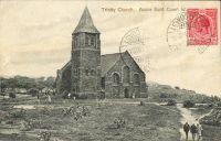 Accra, trinity church.