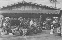 Conakry, marché de Timbo