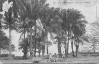 Conakry, entrée