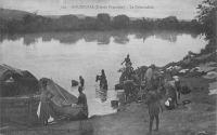 Kouroussa, le débarcadère