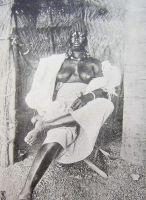 Haute Guinée, Noble dame indigène