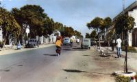 Fort-Lamy, avenue du Président François Tombalbaye
