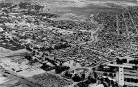 Fort-Lamy, vue aérienne