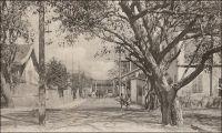 Dakar, la rue Béranger-Féraud. – Le docteur Béranger-Féraud, médecin de Marine (le corps qui a précédé à celui des médecins coloniaux), a contribué à décrire la fièvre jaune en 1890. A cette époque, les épidémies successives de cette affection virale viennent ponctuellement entraver le développement des régions tropicales. En 1878, l'épidémie au Sénégal coûte la vie, entre nombreux autres, à 21 des 22 médecins et pharmaciens de Marine présents. En 1889, la fièvre jaune fait renoncer au projet français de percement du canal de Panama, tandis qu'en 1900 le chef-lieu de la colonie de Côte d'Ivoire est transféré de Grand-Bassam à Bingerville, en raison des épidémies de fièvre jaune qui déciment la population de Grand-Bassam.