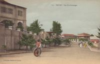 Dakar, les Charbonnages