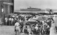 Gorée, station de repos