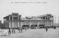 Dakar, la gare