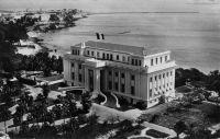 Dakar, le Palais du Gouverneur.