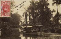 Casamance, sur la rivière - postée le 24.7.1900