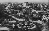 Dakar, rond point de l'Etoile -aujourd'hui place de Soweto