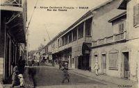 Dakar, la rue des Essaarts