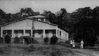 Maison d'habitation au Sénégal