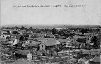 Dakar, vue d'ensemble n°2
