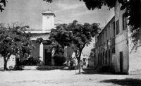 Gorée, l'église paroissiale