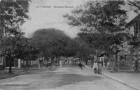 Dakar, Boulevard National