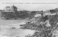 Dakar, l'Anse Bernard et le palais du gouverneur