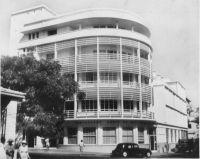 Dakar, l'Hôtel de la Croix du Sud