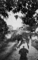Bamako, Pierre (légende manuscrite) – Photo prise par un amateur et datée du 28.10.1942