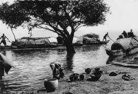 Sur les bords du Niger - Mission de Bamako