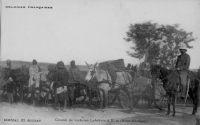 Convoi de voitures Lefebvre à Kita, Haut-Sénégal