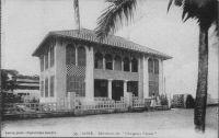 Lomé, bâtiment des Chargeurs Réunis.