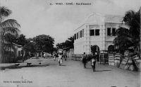 Lomé, rue d'Amutivé.